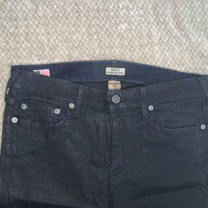 Dark denim jeans. Size 32
